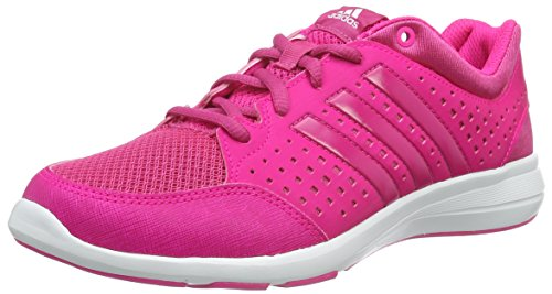adidas Arianna III, Zapatillas de Running Mujer, Rosa/Blanco (Rosimp/Eqtros/Blanco), 38 2/3