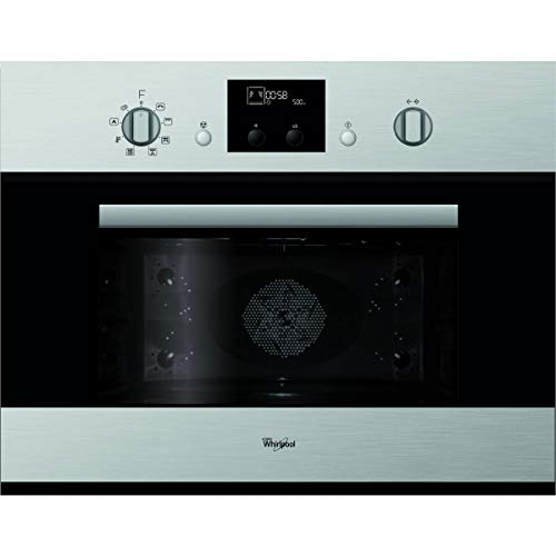 Micro ondes Combiné Encastrable Whirlpool AMW545IX - Micro-Ondes combiné Intégrable Inox - 40 litres - 900 W