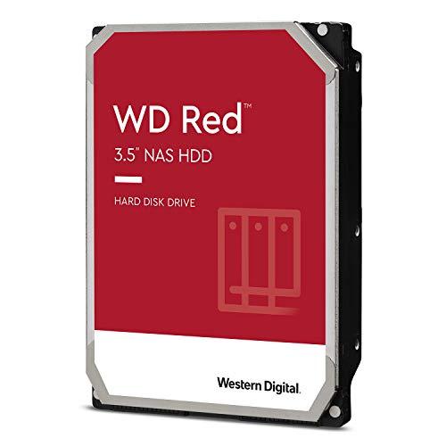 Western Digital HDD 6TB WD Red NAS RAID 3.5インチ 内蔵HDD WD60EFAX-EC 【国内正規代理店品】