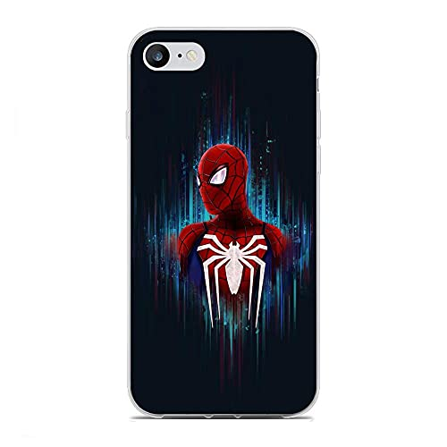 Rusiya Clear Coque Matte Soft Thin Crystal TPU Anti-Yellowing Compact Cover Case For Apple iPhone 6 Plus/6s Plus-Super-Hero Power 5
