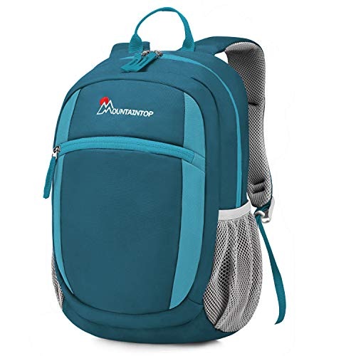 Mountaintop Kinderrucksack Kindergartentasche Kleiner Tagesrucksack Kleine Schultasche für Mädchen Jungen, 26x11x37cm