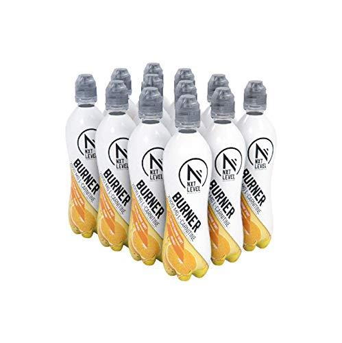 NXT Level Burner- Naranja (12 Piezas)
