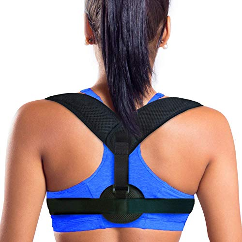 Votala Posture Corrector for Men and Women, Best Brace Help to Improve...
