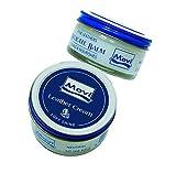 MOVI DELICATE BALM - Crema delicata per pellami pregiati. Pulisce e nutre borse, guanti e scarpe in capretto, nappa a rettile. Neutro. 50 ml. Confezione da 6 vasetti.
