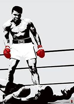 Pyramid America Muhammad Ali Gloves Pop Art Print Cool Huge Large Giant Poster Art 39x55