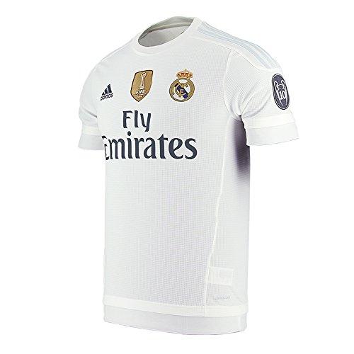 adidas 1ª Equipación Real Madrid 2016 - Camiseta Oficial