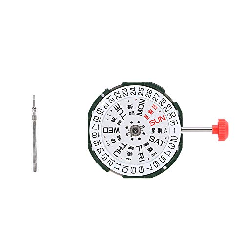 DAUERHAFT Mouvement à quartz de qualité supérieure pour horlogers et réparateurs de montres.