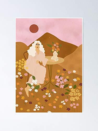 AZSTEEL Garden Dreams Poster