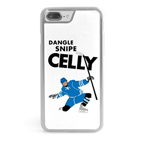 Hockey iPhone 7/8 Case | Dangle Snipe Celly | Blue