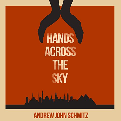 Hands Across the Sky audiobook cover art