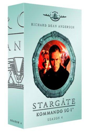 Stargate Kommando SG-1 - Season 4 Box (6 DVDs)