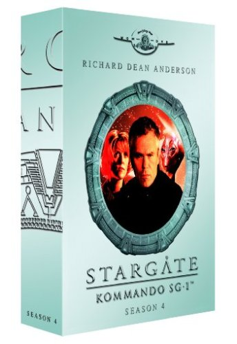 Stargate Kommando SG-1 - Season 4 Box (6 DVDs)