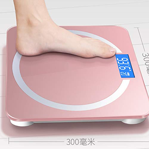 anruo Weegschaal voor opladen via USB Elektronische weegschaal voor gezonde mensen