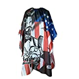 Best Barber Capes - Yafeco Professional Salon Cape Polyester Baber Cape Haircut Review