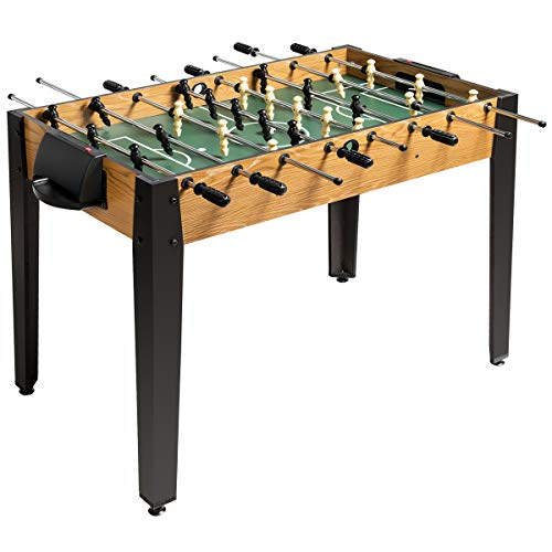 Giantex Foosball Table, Wooden Soccer Table Game...