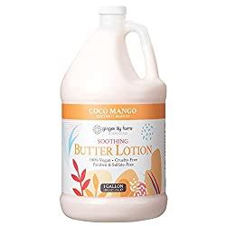 Ginger Lily Farms Botanicals Fragrance-Free Soothing Butter Lotion