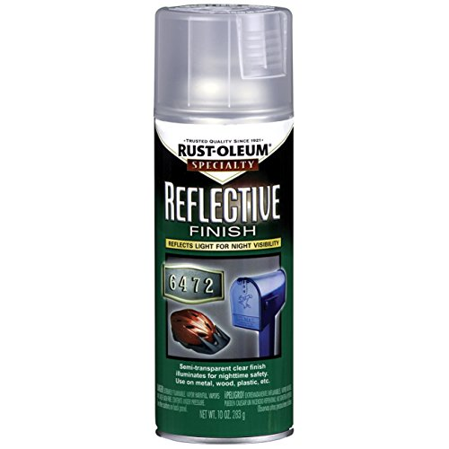 Rust-Oleum Specialty Clear Reflective Finish Spray 10 oz.