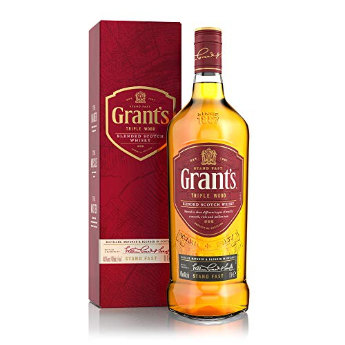 Whisky Triple Wood Grant's, 1L