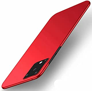 TenDll Case for Realme C21Y, [Ultra slim] and Hard PC protective Phone Case for Realme C21Y Cover -Red