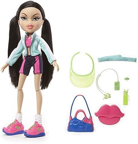 Bratz Fierce Fitness Doll- Jade by Bratz