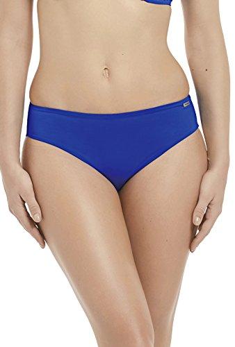 Fantasie Ottawa Mid Rise Bikini Bottom, M, Pacific