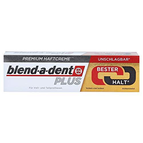 BLEND A DENT Plus Haftcreme Bester Halt,40g