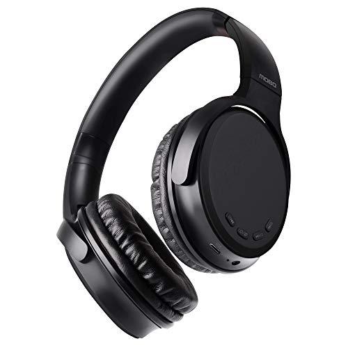 Mobo Audífonos Blast Pro Bluetooth Color Negro