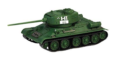 Dragon Armor 60255 - T-34/85 Mod.1944 1st Battalion 63rd Guards Tank Brigade 1944 - maßstab 1/72 - Zusammengebautes und lackiertes Plastikmodell