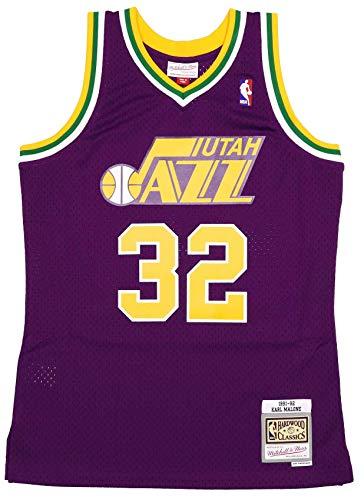 Mitchell & Ness Karl Malon #32 Utah Jazz NBA Swingman XXL