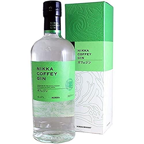5. Nikka Coffey Gin in Gift Box - 700 ml