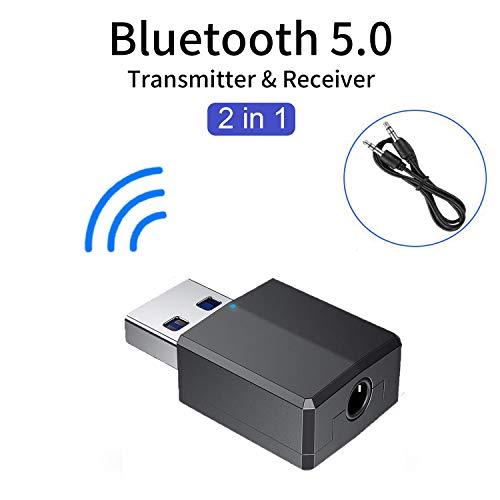professionnel comparateur Adaptateur GLR Bluetooth 5.0 Dongle USB, Dongle USB Hi-FI Bluetooth, Adaptateur Bluetooth 3,5 mm… choix