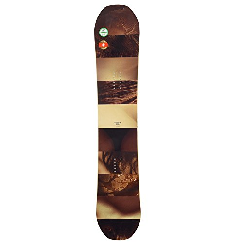Bataleon Herren Freestyle Snowboard Boss Wide 159