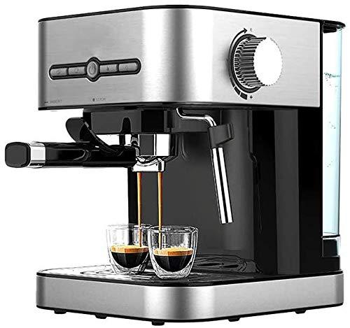 ZJZ intelligente koffiemachine, perfect voor instant koffie, Espresso, Macchiato en meer, anti-druppelfunctie, automatische uitschakelfunctie