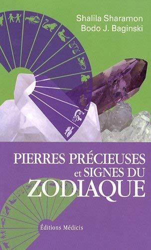 Pierres précieuses et signes du zodiaque (Astrologie)