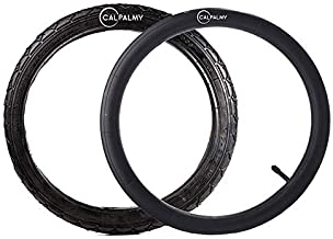 16'' x 1.75/2.15 Back Wheel Replacement Tire and Tube for BoB Revolution SE/Pro/Flex and Duallie - Made from BPA/Latex Free Premium Quality Butyl Rubber