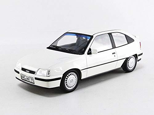 Opel Modellauto 01:18 Norev Kadett GSI 1987 Weiss