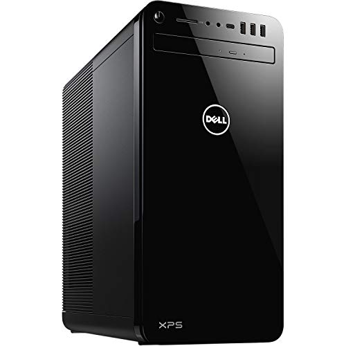 Compare Dell 8930 XPS (XPS8930-7896BLK-PUS) vs other gaming PCs