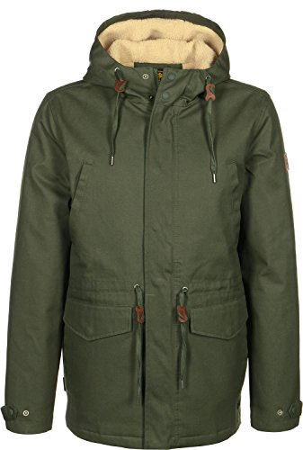 Element ROGHAN Jacke 2019 Olive drab, S