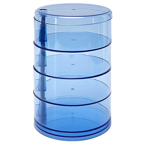 Caja de almacenamiento, caja de almacenamiento de joyas de estilo moderno a prueba de polvo, clasificación de joyas de ayuda, regalo reconfortante para amigos, madres, novias, esposas e