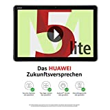 Huawei MediaPad M5 lite WiFi Tablet-PC 25,6 cm (10,1 Zoll), Full HD, Kirin 659, 3 GB RAM,...