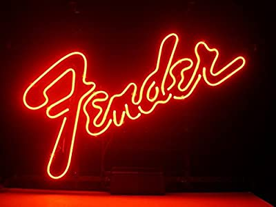 """Urbyâ""""¢ Real Glass Neon Light Sign Home Beer Bar Pub Recreation Room Game Room Windows Garage Wall Sign A14"""