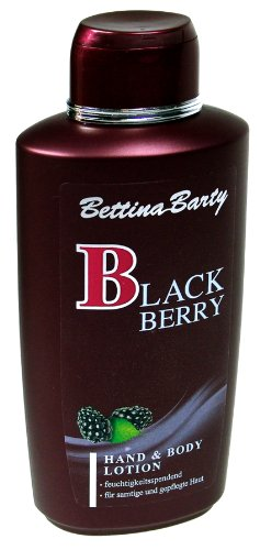 Bettina Barty Straub Black Berry Hand & Bodylotion, 500ml