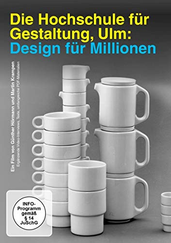 Die Hochschule für Gestaltung, Ulm: Design für Millionen