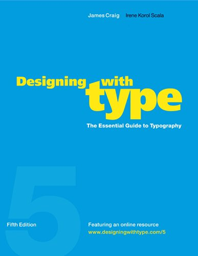 Download Designing with Type, 5th Edition: The Essential Guide to Typography (English Edition) B007WKEM5K