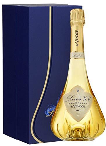 Champagne de Venoge - Cuvée Louis XV Jahrgang 1996 75 cl mit Dose
