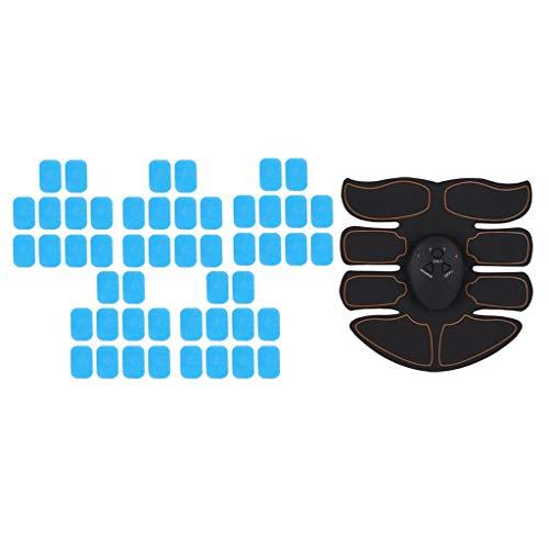 F Fityle ABS Trainer Equipo de Ejercicio Abdominal Ejercitador, Abdomen/Pierna/Brazo Equipo de Gimnasio para Hombres Y Mujeres