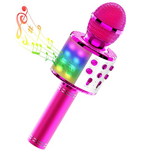 Kids Karaoke Microphone is a super fun toy for girls and boys