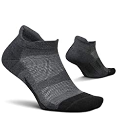 Maximum Cushioned Elite Socks: These durable, cushioned mens socks and womens socks are perfect for every athlete, use them as running socks, tennis socks, golf socks, and cycling socks Custom-Like Fit: Targeted Compression, a zone-specific compressi...