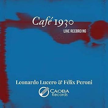 Café 1930 (Live)