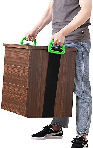Dprofy Adjustable Lifting Moving Straps Furniture Moving Straps for Furniture Boxes Mattress product image